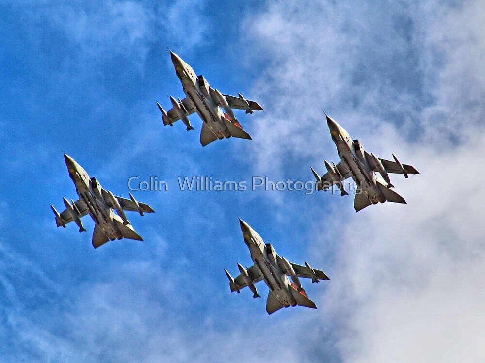 Queens Birthday Flypast  1- London 15.06.2013 by Colin  Williams Photography
