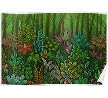 Paper Jungle Poster