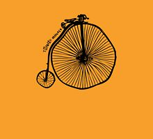 twisted wheels: penny farthing Unisex T-Shirt