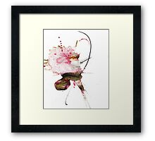 Oil and Water #8 Framed Print
