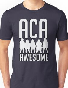 ACA-AWESOME Unisex T-Shirt
