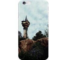 Rapunzel's Tower II- Fantasyland- Magic Kingdom iPhone Case/Skin