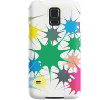 Beautiful Color Art Samsung Galaxy Case/Skin