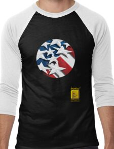 Stars n' Stripes Men's Baseball ¾ T-Shirt