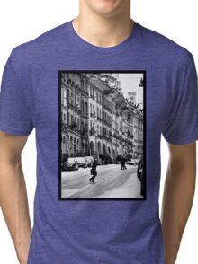 crossing Tri-blend T-Shirt
