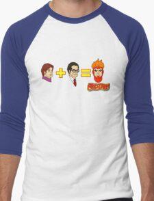 Firestorm Addition Men's Baseball ¾ T-Shirt