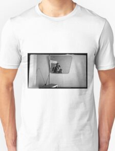 looking in Unisex T-Shirt