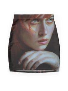 Elegiac Mini Skirt