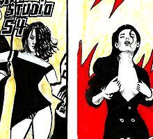 Studio 54 ( Revolver Night 1999 ) by John Dicandia  ( JinnDoW )