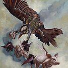"""Flying Marranos"" by Max  Marin"