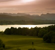 Above Windermere by Simon Hathaway