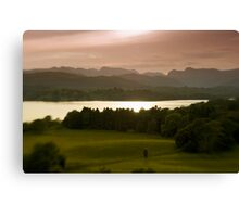 Above Windermere Canvas Print