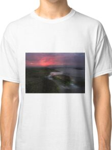 Mornington Peninsula - ocean sunset at Blairgowrie Classic T-Shirt
