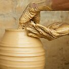 Earthen Pottery#9 by Mukesh Srivastava