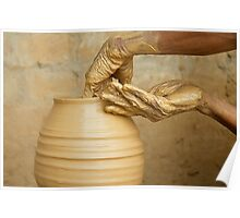 Earthen Pottery#9 Poster