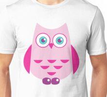 Owl pinky Unisex T-Shirt