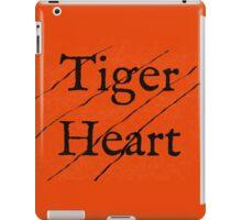 Tiger Heart iPad Case/Skin