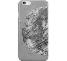 Moon, 2013. Frottage + Digital iPhone Case/Skin