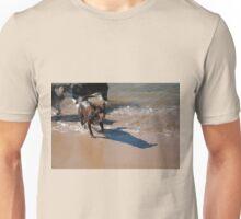 3 Nick's Rescue Dog Kelpie-Border Collie Unisex T-Shirt