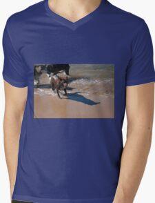 3 Nick's Rescue Dog Kelpie-Border Collie T-Shirt