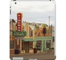 Route 66 - Kingman, Arizona iPad Case/Skin