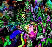 She Likes Dancing On Acid by Rois Bheinn Art and Design