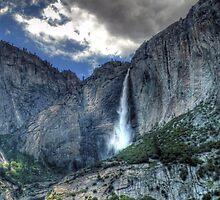 Yosemite Falls by Shaina Lunde
