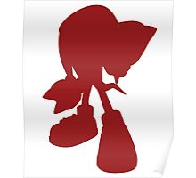 Knuckles the echidna Poster
