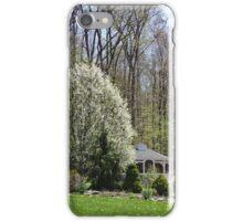 A country garden somewhere iPhone Case/Skin