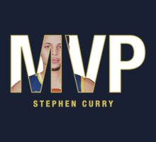 MVP, Stephen Curry T-Shirt