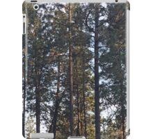 Nine Mile Trees iPad Case/Skin