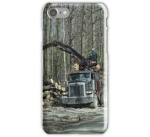 Logging iPhone Case/Skin
