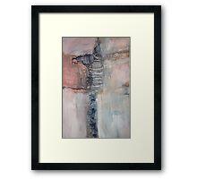 Only Mud Framed Print