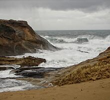 Windy Waters by lucin