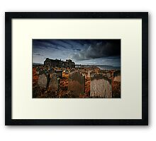 Whitby Framed Print