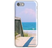 Nice Day For The Beach iPhone Case/Skin