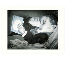LITTLE GENIUS Art Print