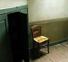 Vincent van Gogh's death-room by bubblehex08