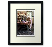 A dear Maltese friend! Framed Print