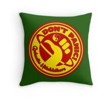 Dudeist Hitchhiker 2  Throw Pillow