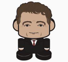 Rand Paul Politico'bot Toy Robot 1.0 Kids Tee