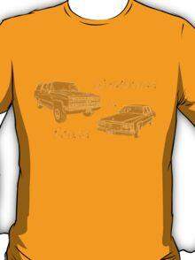 Burbans and Lacs T-Shirt