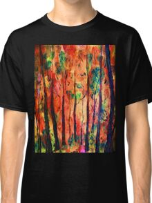 Autumn Forest Classic T-Shirt