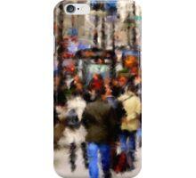 Impressions of Michigan Avenue iPhone Case/Skin