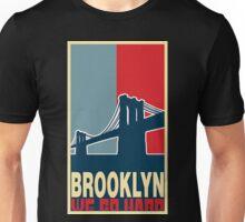 BROOKLY WE GO HARD Unisex T-Shirt