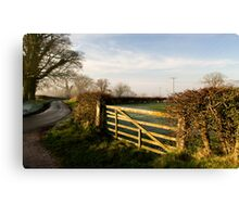 Kirby Underdale Canvas Print