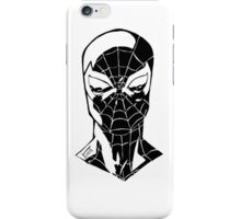 Spider-Man Noir iPhone Case/Skin
