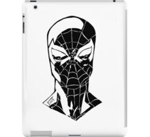 Spider-Man Noir iPad Case/Skin