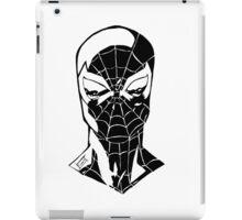 Spider-Man Noir iPad Case/Skin