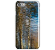Into Chaos Blue iPhone Case/Skin